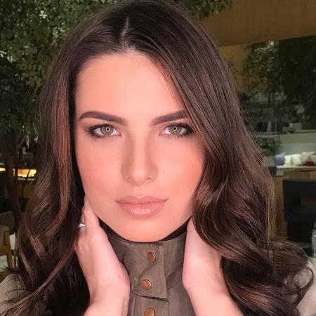 """A atriz Thais Melchior, que está no elenco de """"Poliana"""" - Reprodução / Instagram"""