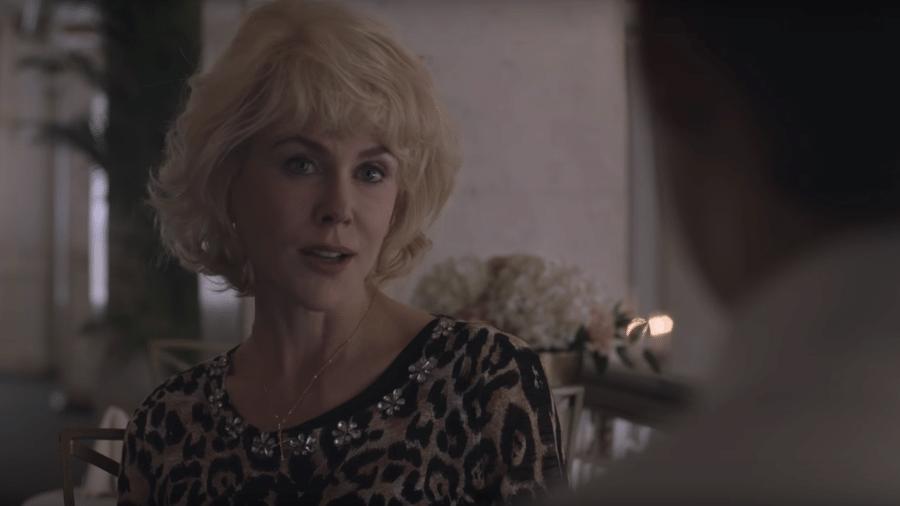 """Nicole Kidman em cena de """"Boy Erased"""" - Reprodução"""
