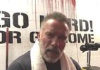 Schwarzenegger inspira homem deprimido que não conseguia mais se exercitar - BBC