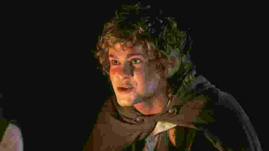 """Dominic Monaghan como Merry, de """"O Senhor dos Anéis"""" - Reprodução"""