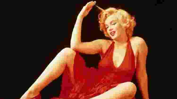 O leilão, marcado para o fim de outubro, também inclui esta foto inédita de Marilyn - Milton Green - Milton Green