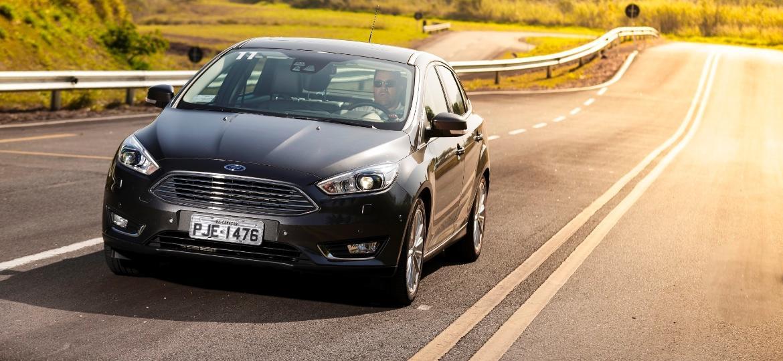 Ford Focus hatch e também o sedã darão adeus ao mercado brasileiro  - Divulgação