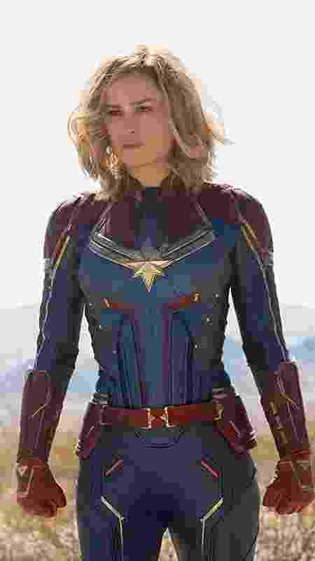 Capitã Marvel - Reprodução - Reprodução