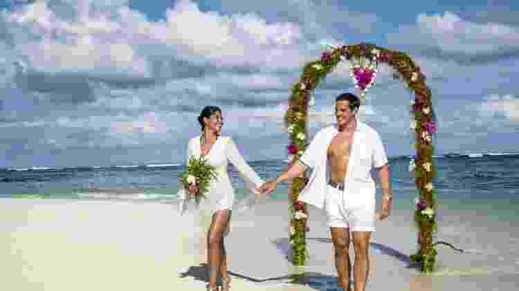 Casamento Seychelles - Divulgação/Denis Island - Divulgação/Denis Island