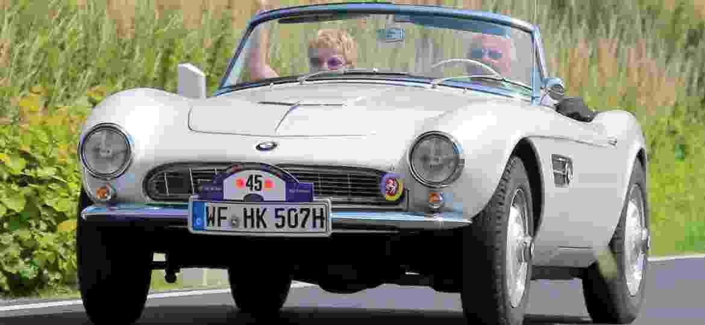 BMW 507 1958  - Rust/ullstein bild via Getty Images