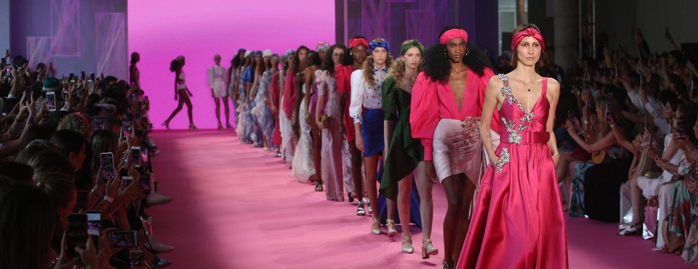 Desfile da grife PatBo durante a 48ª edição da São Paulo Fashion Week  - RODRIGO MORAES/THENEWS2/ESTADÃO CONTEÚDO