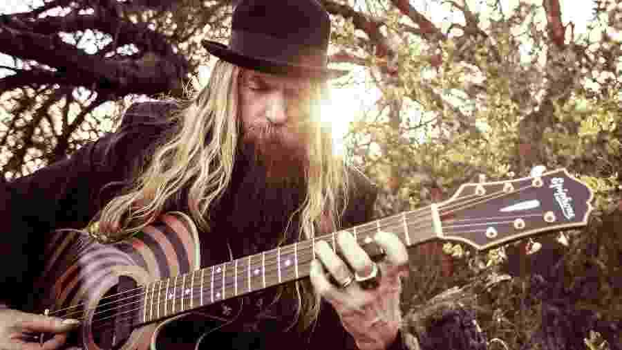 O guitarrista Zakk Wylde é atração do Samsung Best of Blues deste sábado em Porto Alegre e domingo em São Paulo - Divulgação