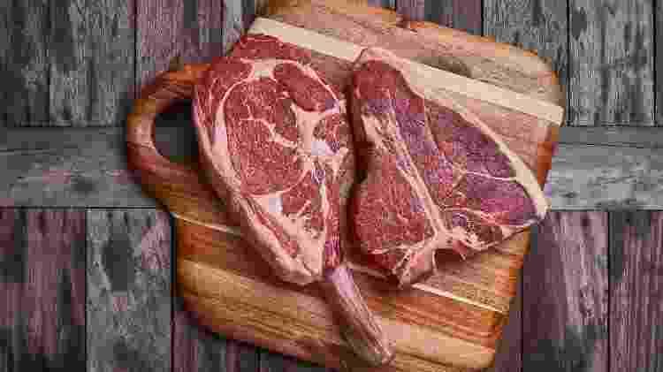 T-bone e prime rib maturados por 60 dias - Divulgação - Divulgação