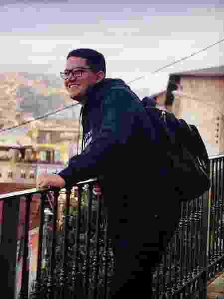 Kairo Amaral tinha 24 anos e estava de licença médica da TV desde agosto do ano passado - Reprodução/Instagram