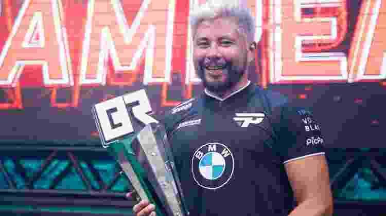 ellll paiN Gaming troféu Clutch - Divulgação/BBL - Divulgação/BBL