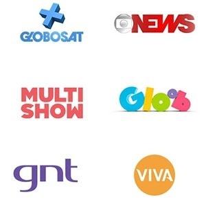 Canais da Globosat