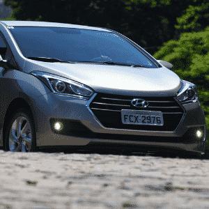 Hyundai HB20 Premium 1.6 A/T - Murilo Góes/UOL