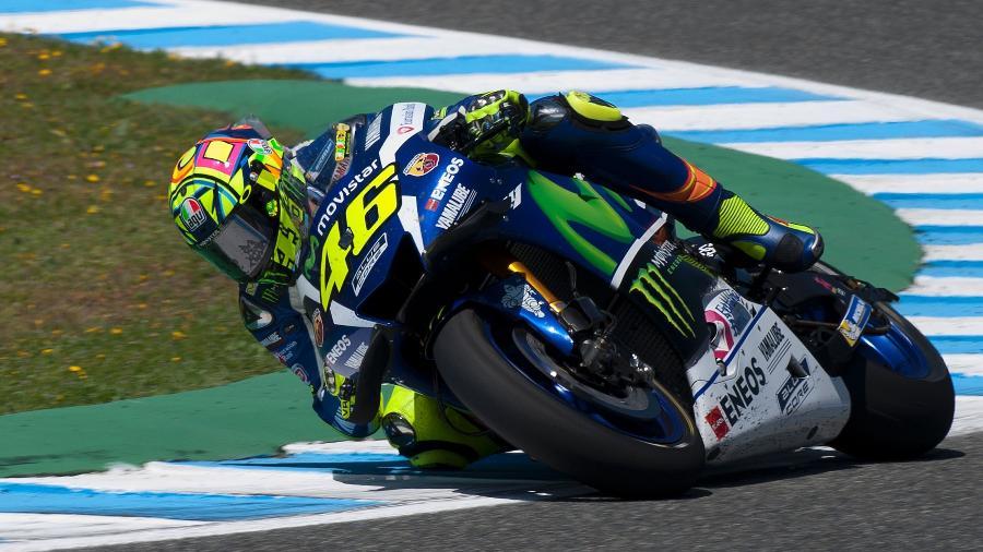 Organização da MotoGP já até proibiu asas nas carenagens a fim de evitar avanço desenfreado da aerodinâmica - Jorge Guerrero/AFP