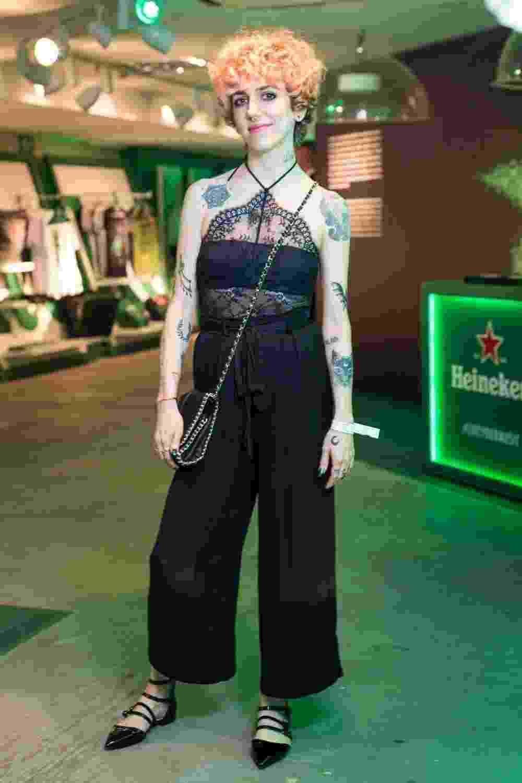 The Art of Heineken - Viktoria Tabak, redatora - UOL/Gabriel Quintão