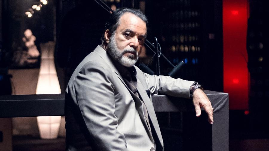 """Tony Ramos vive o empresário milionário Abel Zebu em """"Vade Retro"""", que estreia dia 13 de abril na Globo - Divulgação/TVGlobo"""