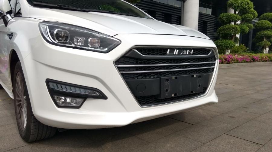 Minivan M7 é o mais novo projeto da Lifan lançado na China. Será que já alcança qualidade de um Hyundai ou Kia? - Leonardo Felix/UOL