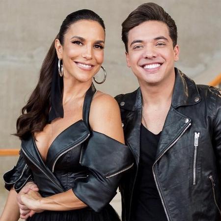 """Ivete Sangalo e Wesley Safadão cantam juntos na faixa """"À Vontade"""" - Divulgação"""