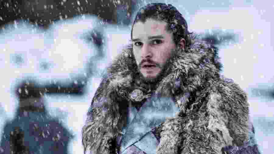 """Até Jon Snow, que não sabe de nada, está perplexo com o atraso da última temporada de """"Game of Thrones"""" - HBO"""