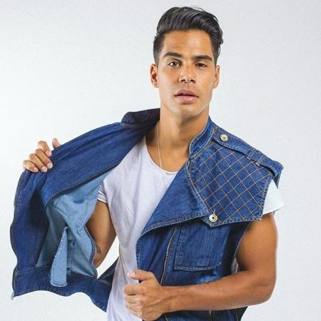 O cantor e ator Micael Borges - Reprodução/Instagram
