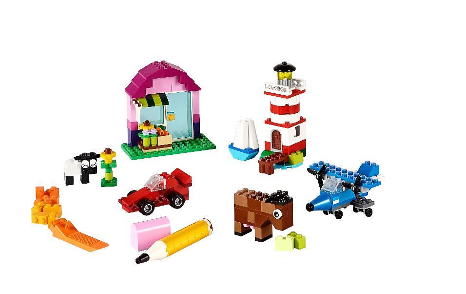 LEGO Classic Peças Criativas ref. 10692