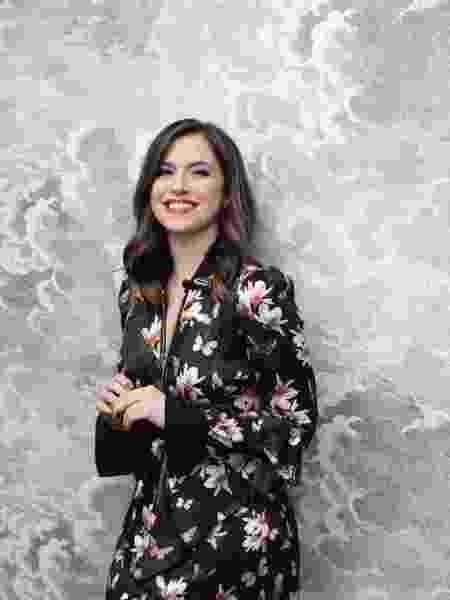 A estilista Paula Cademartori - Divulgação