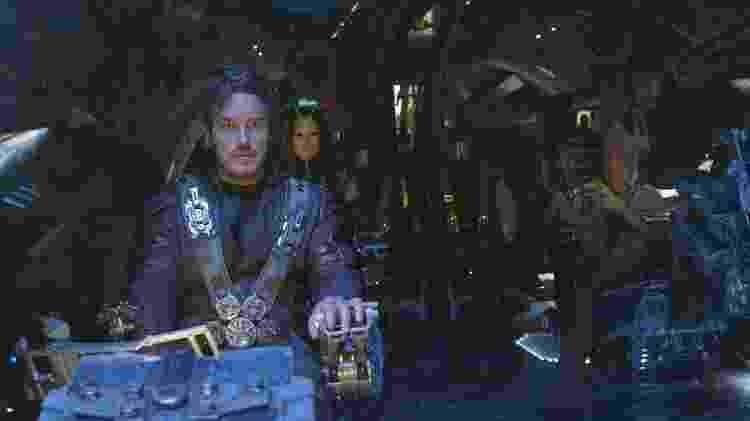 """Chris Pratt em """"Vingadores: Guerra Infinita"""" - Divulgação/Marvel - Divulgação/Marvel"""