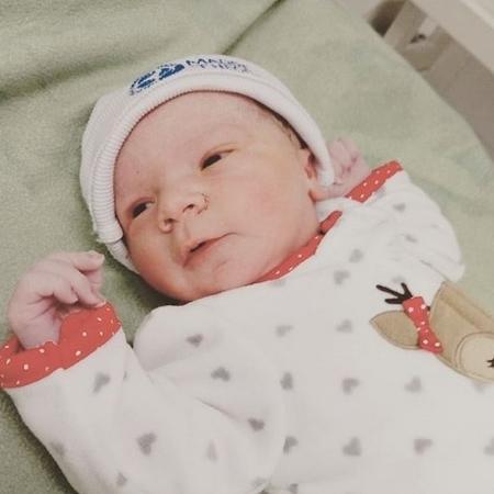 Matheus Ceará anuncia nascimento da filha Ivy - Reprodução/Instagram
