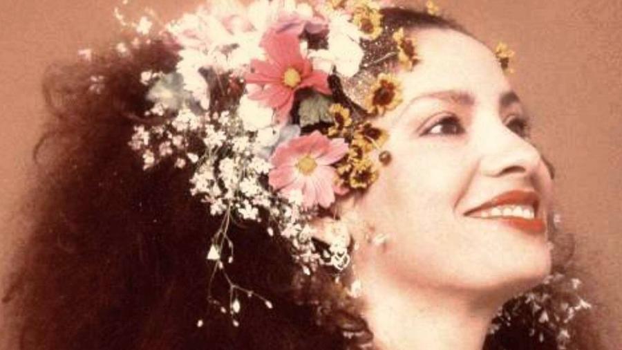 A cantora Clara Nunes - Reprodução