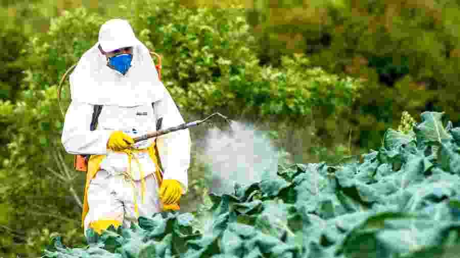 Pessoas expostas a esses produtos químicos têm um risco cerca de 250% maior de desenvolver a doença  - iStock