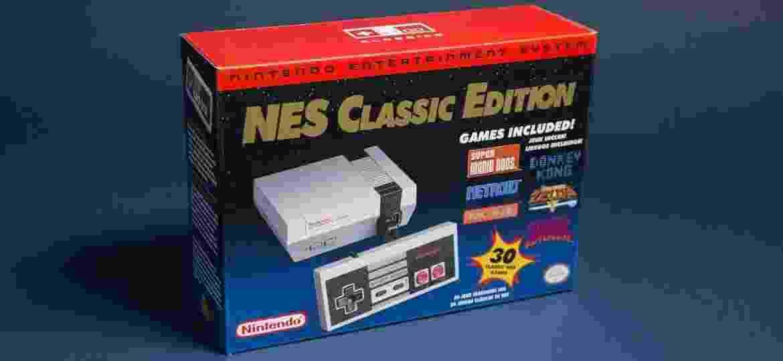 NES Classic Edition - Divulgação
