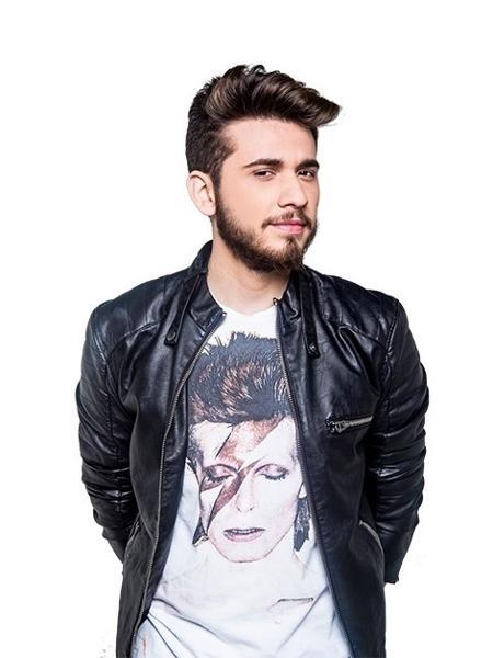 Cantor Gustavo Mioto fará primeira turnê internacional - Divulgação