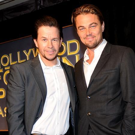 Mark Wahlberg e Leonardo DiCaprio - Getty Images
