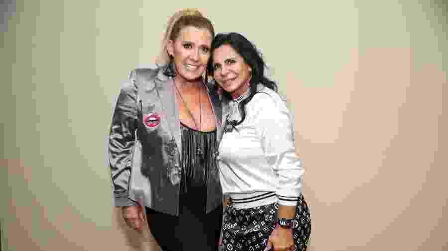 Rita Cadillac e Gretchen - Manuela Scarpa/Brazil News
