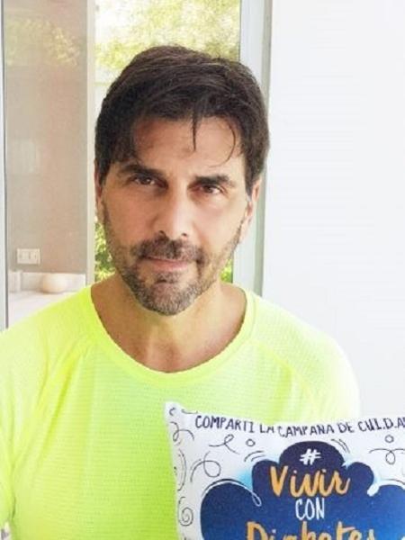 Juan Darthés - Reprodução/Twitter/darthesjuan1