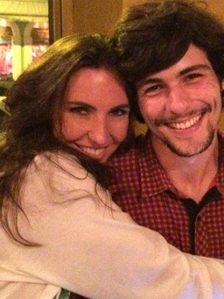 Glenda Kozlowski posta foto com o filho, hoje com 23 anos - Reprodução/Instagram