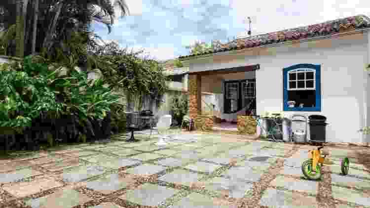 Casa de Paraty no Airbnb - Divulgação/Airbnb - Divulgação/Airbnb