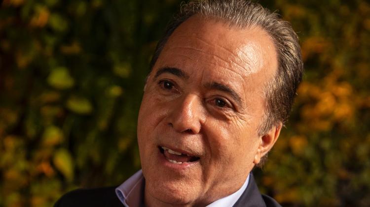 Tony Ramos comenta fama de bom moço e 1º nu masculino em novela