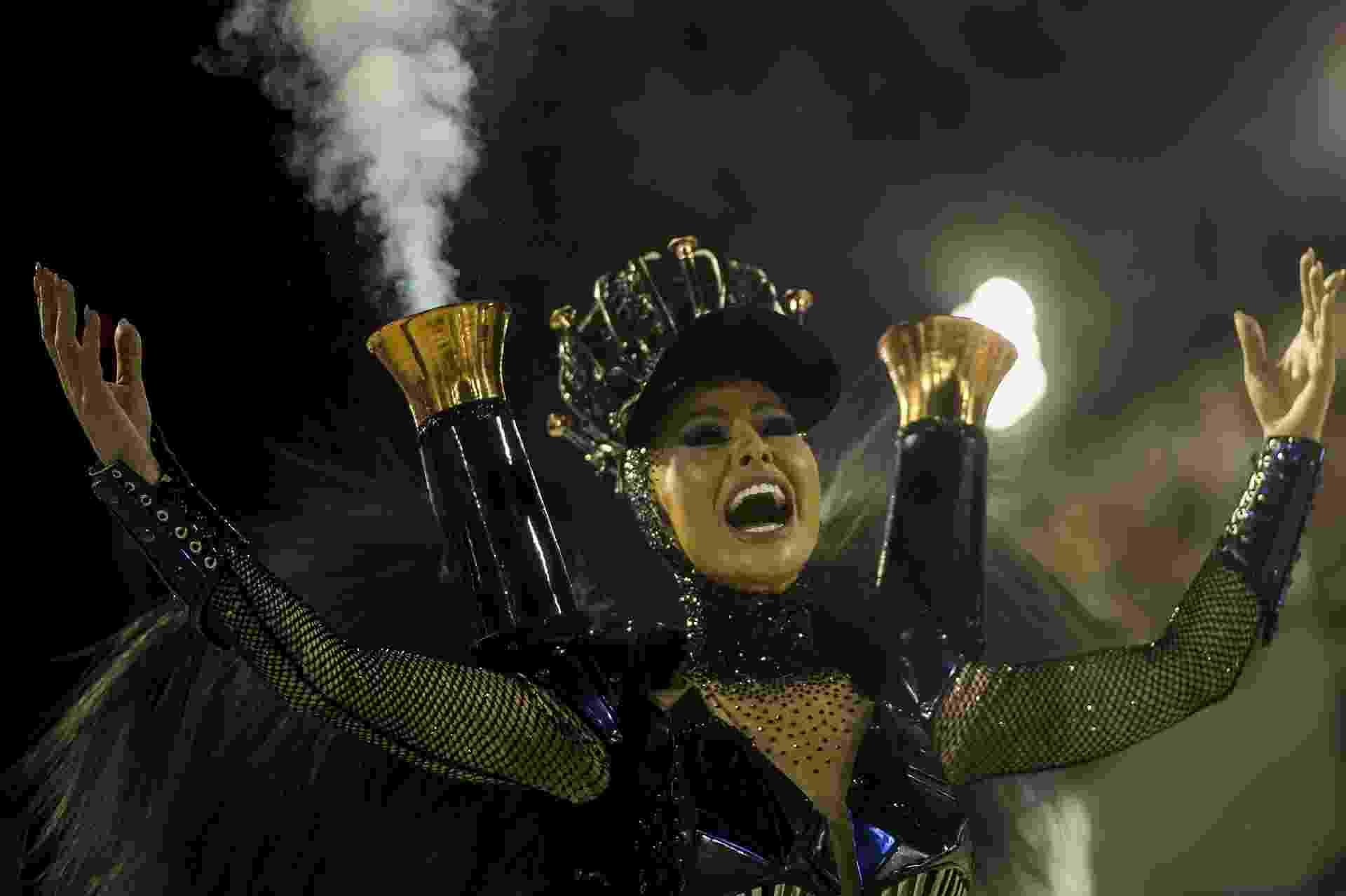 Sabrina Sato - Unidos de Vila Isabel - Desfile das Campeãs - Bruna Prado/UOL