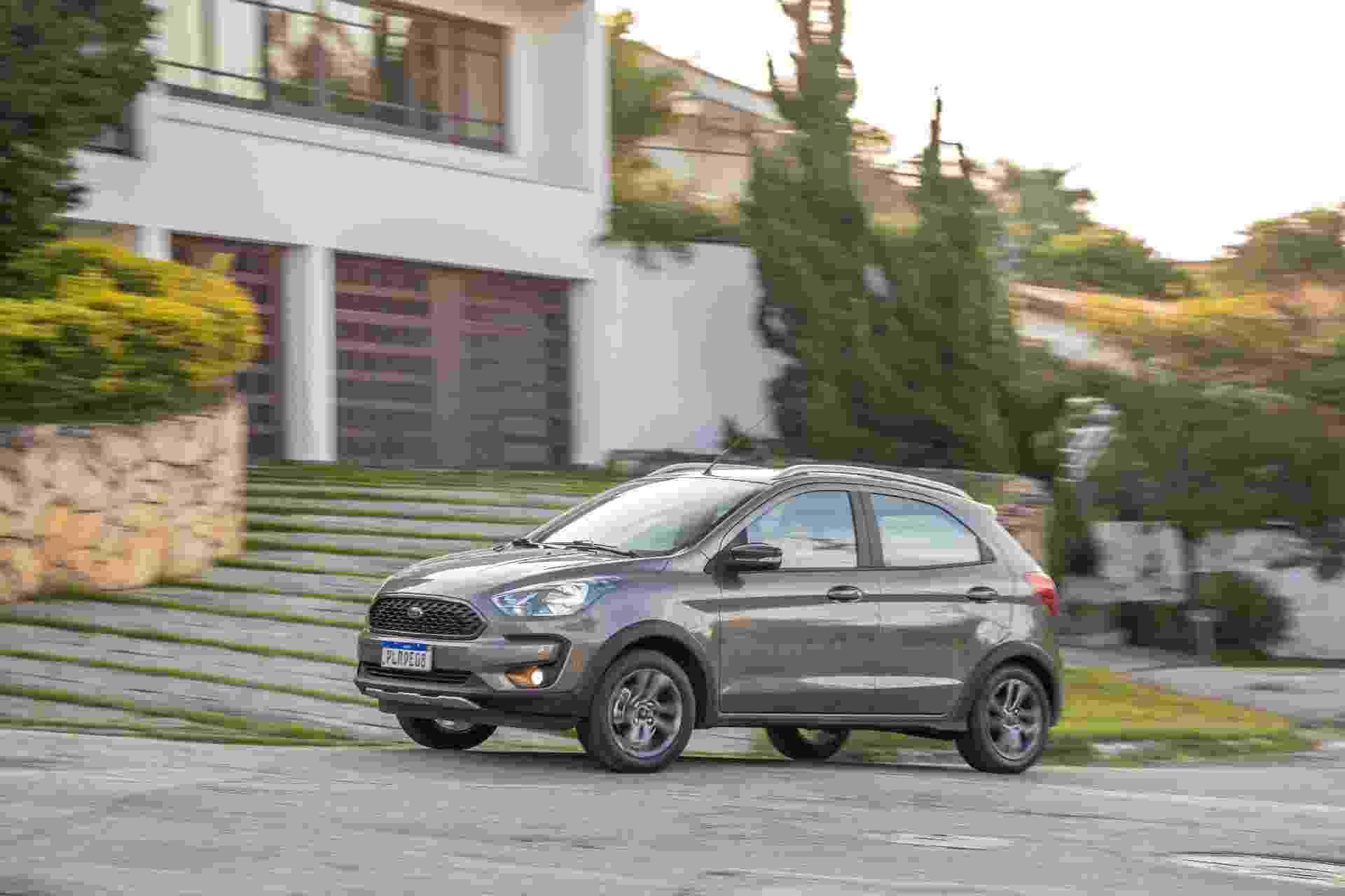 Ford Ka Freestyle 1.0 - Marcos Camargo/Colaboração para o UOL