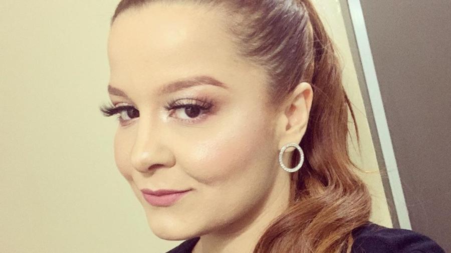 Maiara mudou cabelo para ruivo com tinta vegetal - Reprodução/Instagram