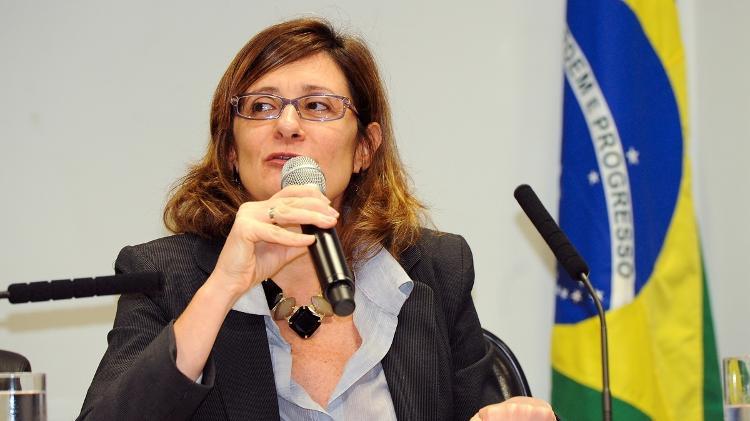 """Em 2013, então como presidente da Fundação Casa, Berenice foi chamada para uma palestra sobre redução da maioridade penal. """"Sou contra"""", diz a Universa - Marcia Yamamoto/Divulgação/Alesp"""