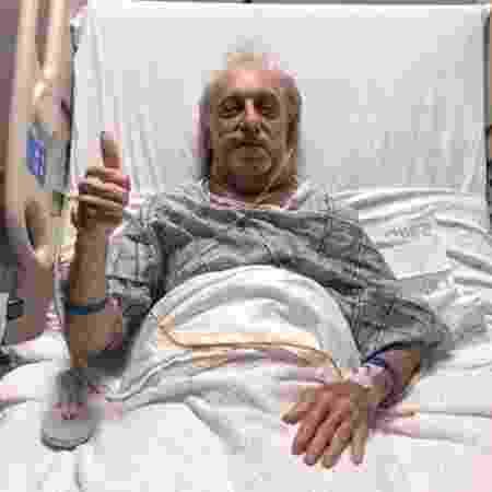 A cirurgia durou sete horas e foi um sucesso - Reprodução CNN/MOUNT SINAI HEALTH SYSTEM IN NYC