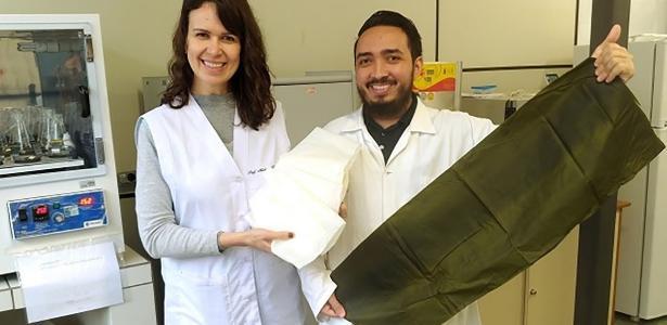 Plástico criado na UFPR reduz para 5 meses tempo de decomposição do produto