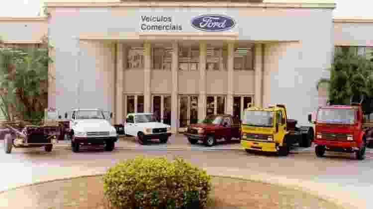 Ford Ipiranga - Reprodução - Reprodução