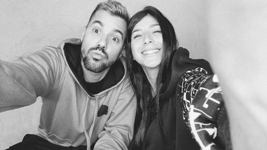 """Yá Burihan e Lipe Ribeiro se conheceram no """"De Férias Com o Ex"""" - Reprodução/Instagram"""