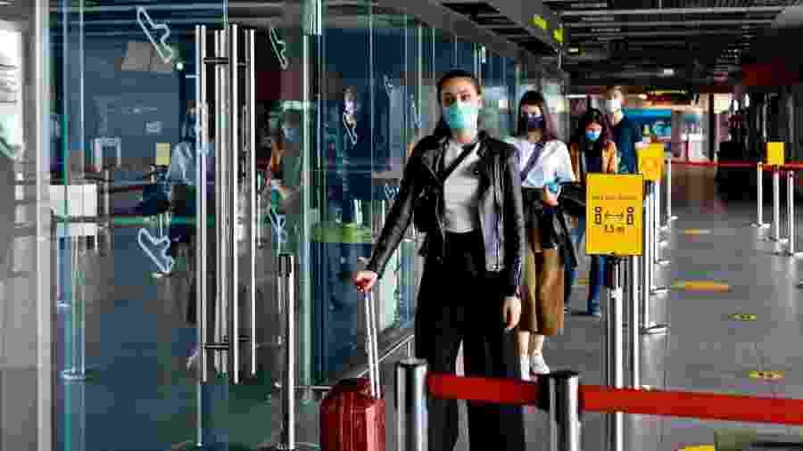 Medidas emergenciais para a aviação civil brasileira tiveram o prazo revogado em função da pandemia - Getty Images