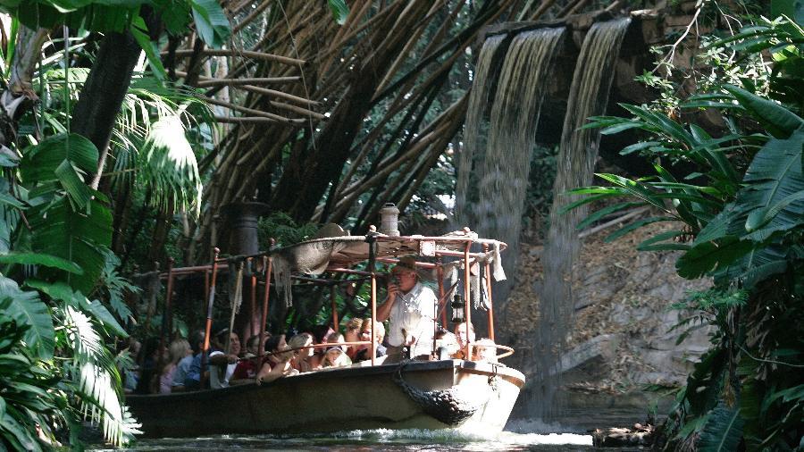 Jungle cruise: brinquedo terá histórias revisitadas - Los Angeles Times via Getty Images