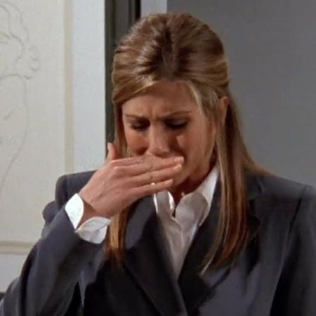 Rachel (Jennifer Aniston) em cena de Friends - reprodução/Warner