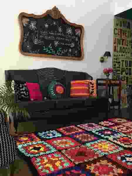 Sala de estar - Arquivo Pessoal - Arquivo Pessoal