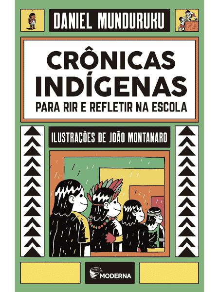 Daniel Munduruku - Divulgação - Divulgação